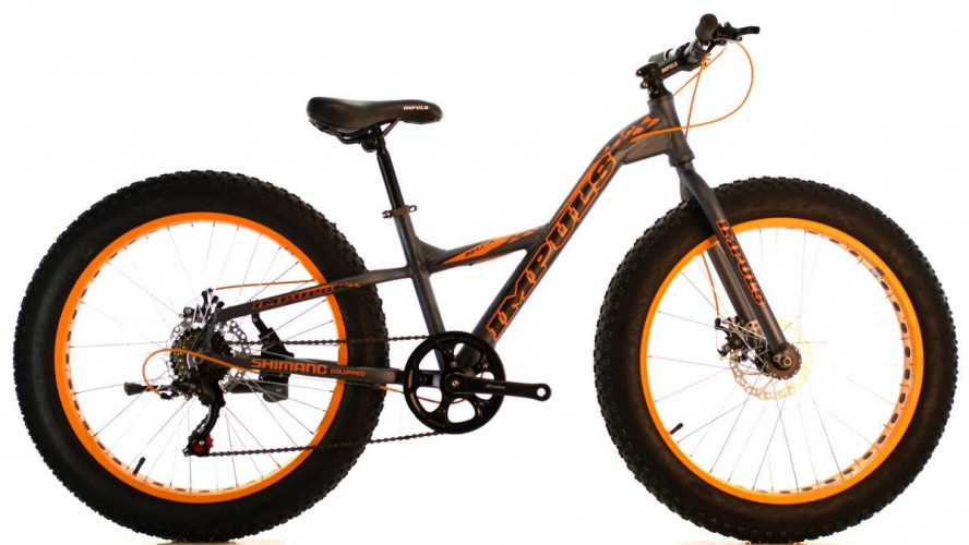 "Mifa 24"" fat-bike"